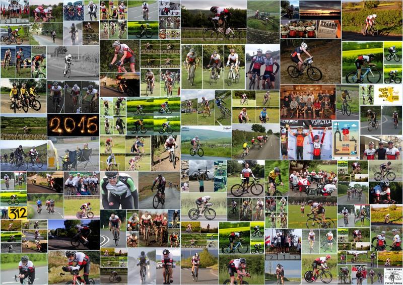 Harrogate Nova's 2015 Cycling Year