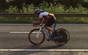 taken on the V718 course 1Jul15 (Stephen Penney)